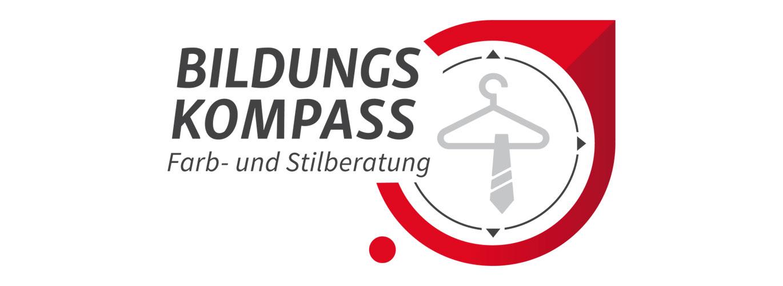Bildungskompass - Farb- und Stilberater Logo Pressemitteilung